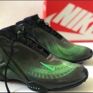 NIKE ZOOM HYPERFLIGHT KOBE BRYANT Black/Green 9.5